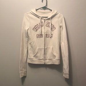 Hollister hoodie medium